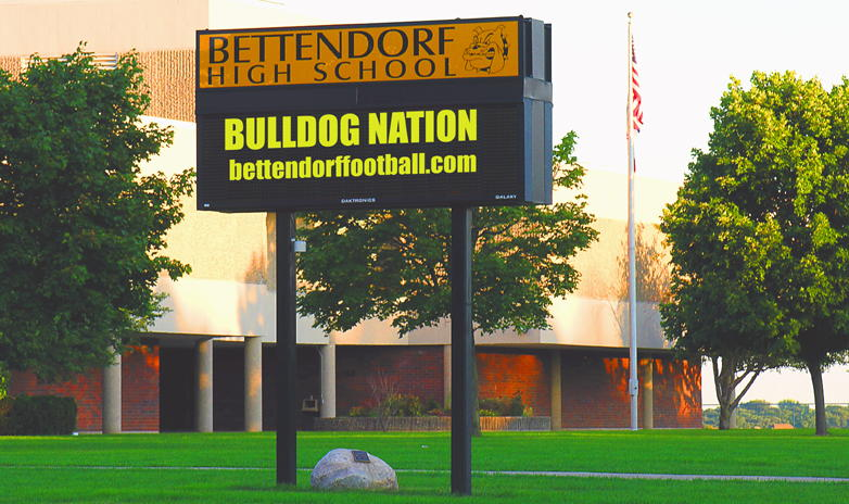 Bettendorf High School Football Stadium Bettendorf High School